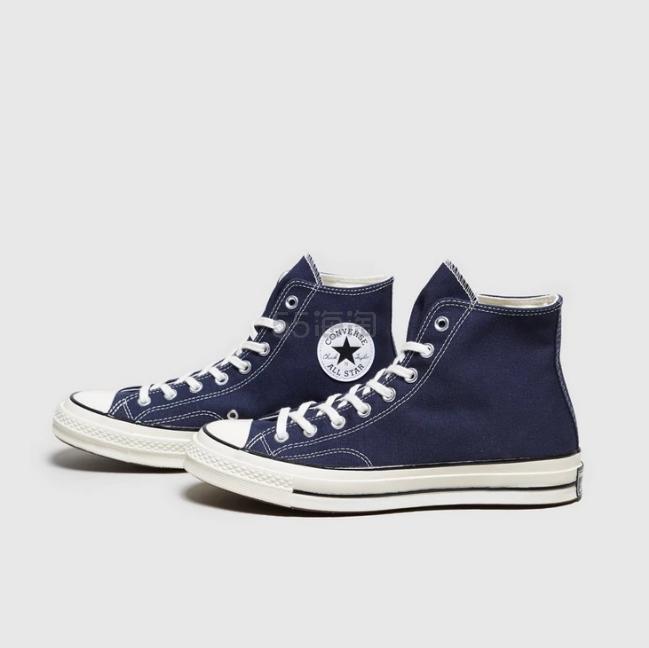 Converse Chuck Taylor All Star 70 Hi 高帮帆布鞋 £55(约482元) - 海淘优惠海淘折扣|55海淘网
