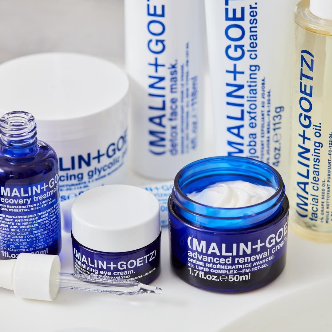 B-glowing:Malin + Goetz 品牌精选护肤