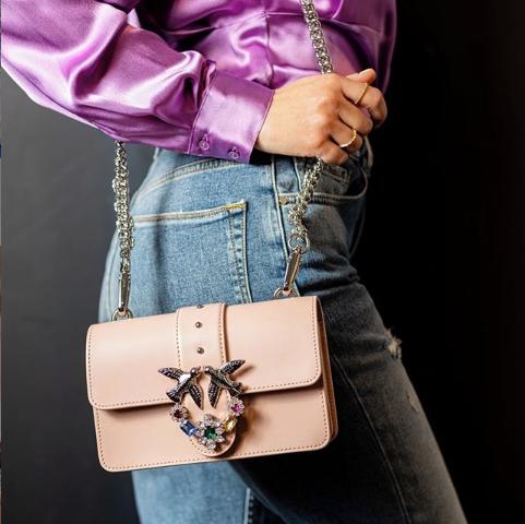 Mybag:精选 Pinko 时尚包包燕子包