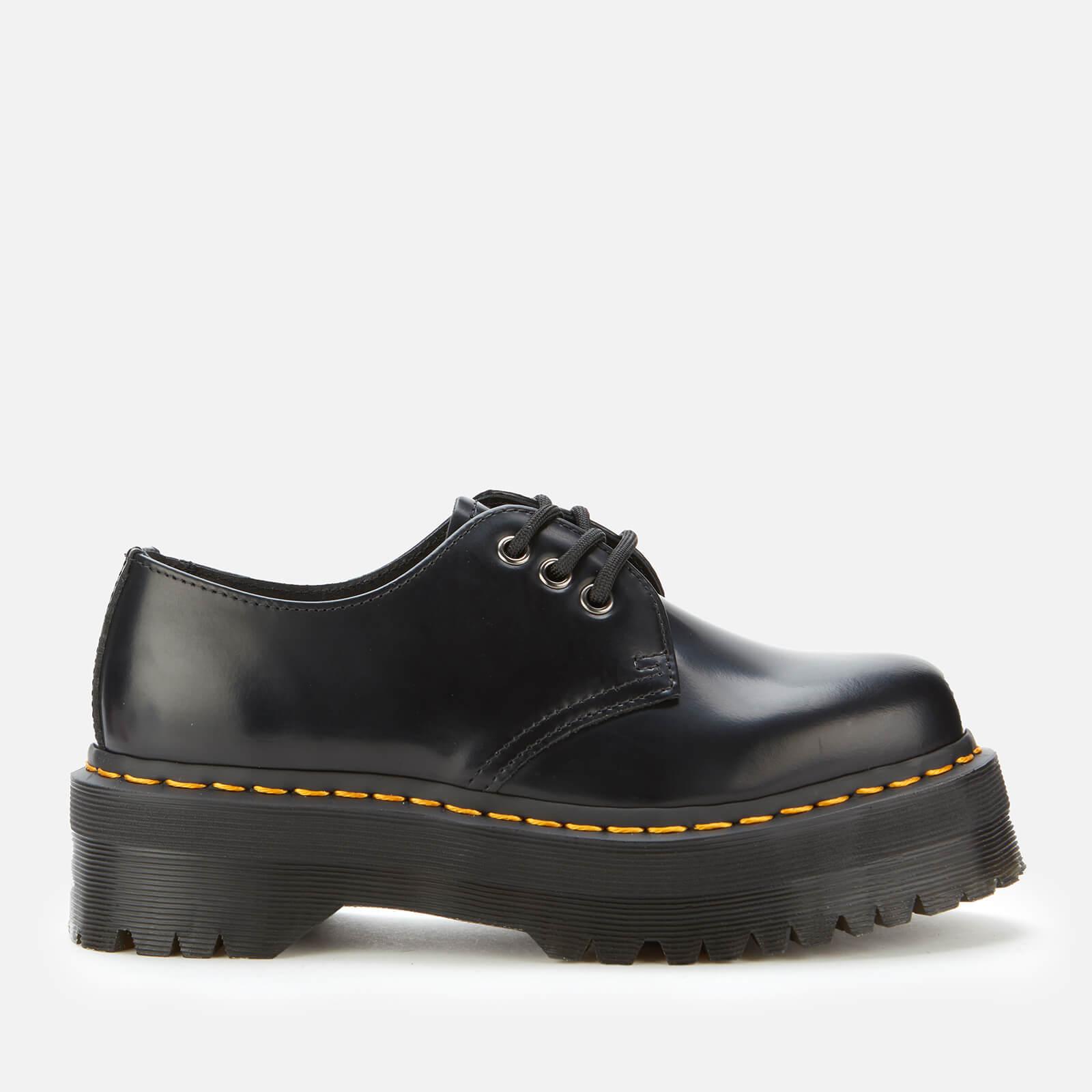 Dr. Martens 1461 Quad 女款厚底低帮马丁靴