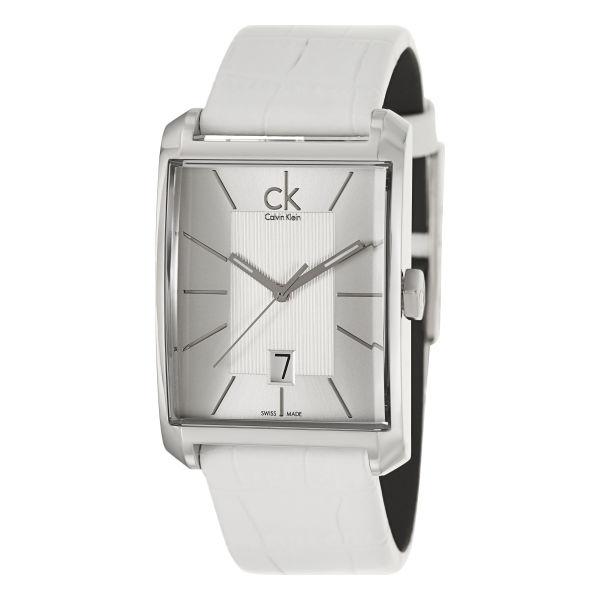 近期低价!Calvin Klein 卡尔文·克莱因 Window 系列 男士时装腕表 K2M21120