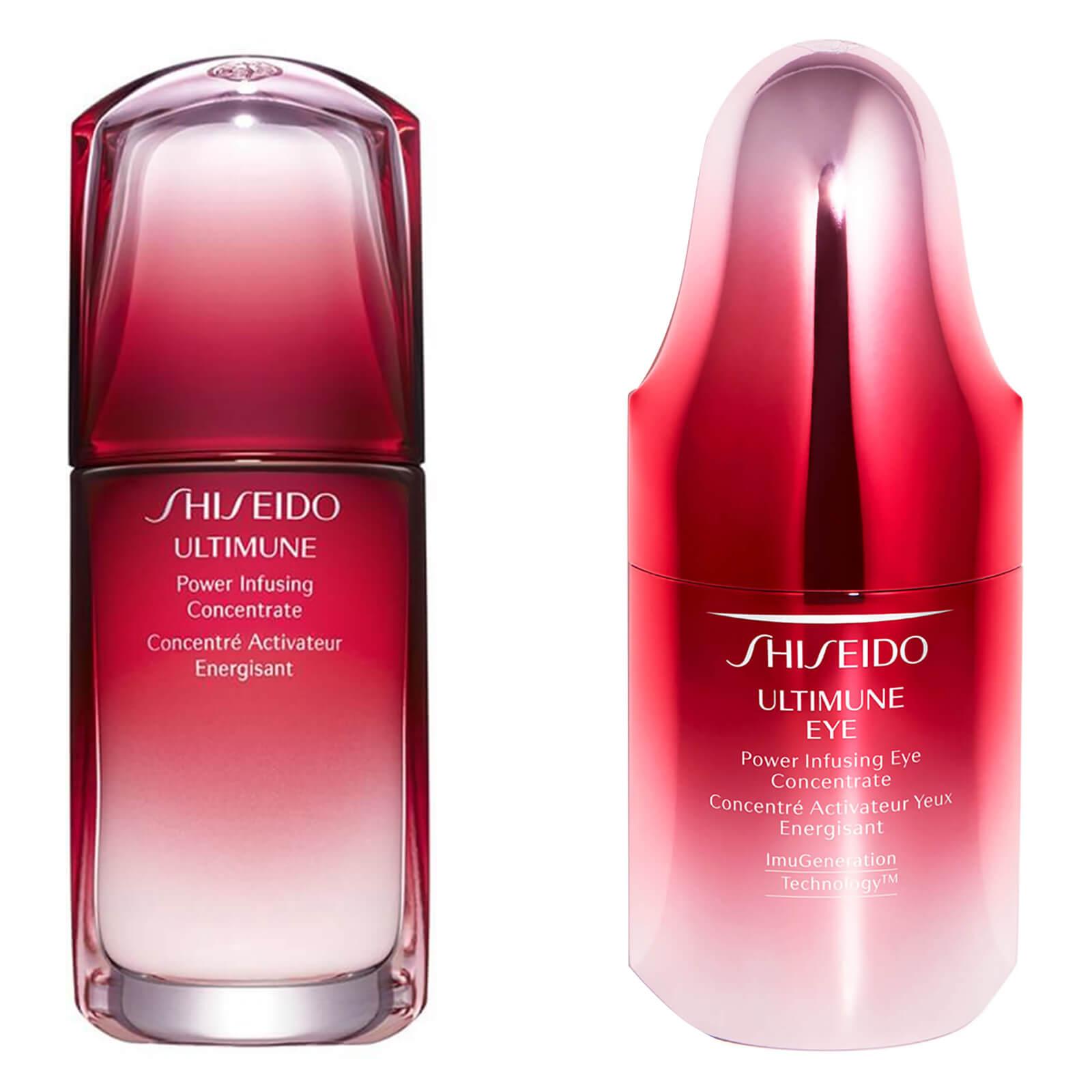 Shiseido 资生堂 红腰子精华 50ml+眼精华15ml