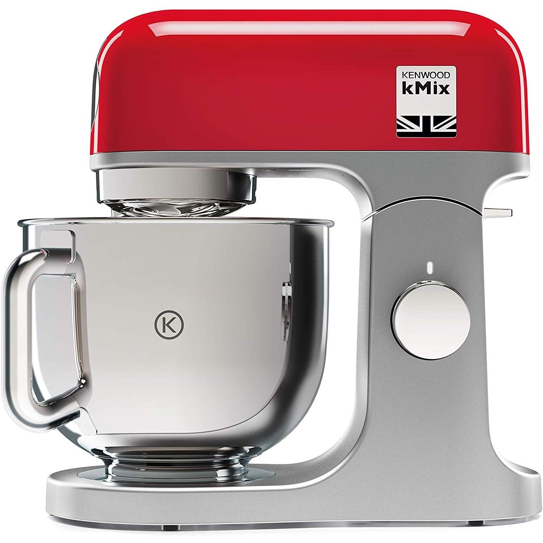 新低价!KENWOOD 凯伍德 KMX750RD 家用厨师机料理机 1000W 红色