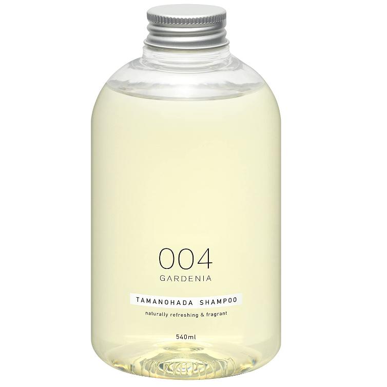 TAMANOHADA 玉之肌 栀子味洗发水 004 540ml