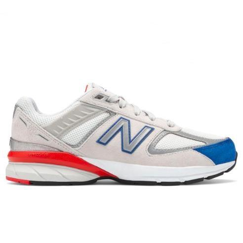 New Balance 新百伦 990v5 大童款老爹鞋