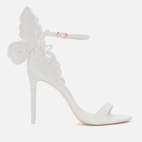 Sophia Webster Chiara Broderie 高跟凉鞋