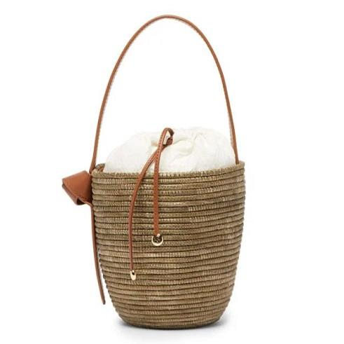 【库存浅】CESTA COLLECTIVE Lunchpail sisal 编织水桶包