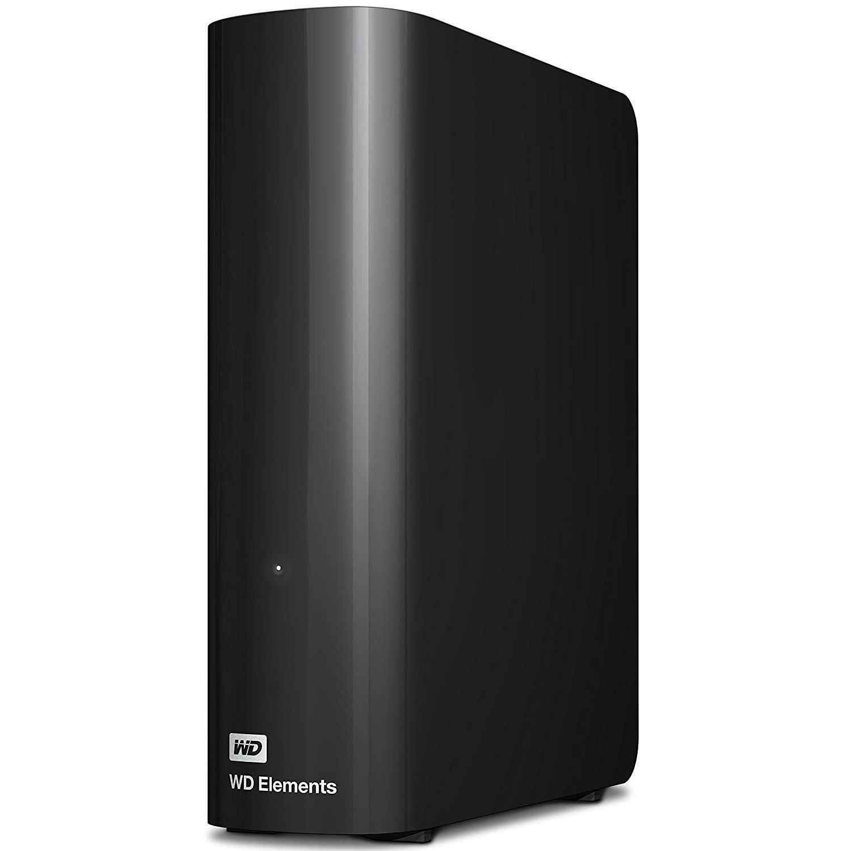 新低!Western Digital 西部数据 Elements 3.5英寸便携移动硬盘 8TB