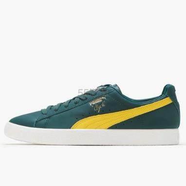 Puma 彪馬 Clyde Core 男子板鞋 .95(約210元) - 海淘優惠海淘折扣 55海淘網