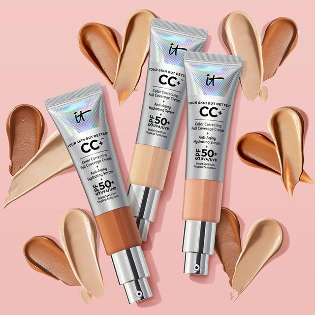 B-glowing:It Cosmetics 眼部遮瑕等热卖专业彩妆