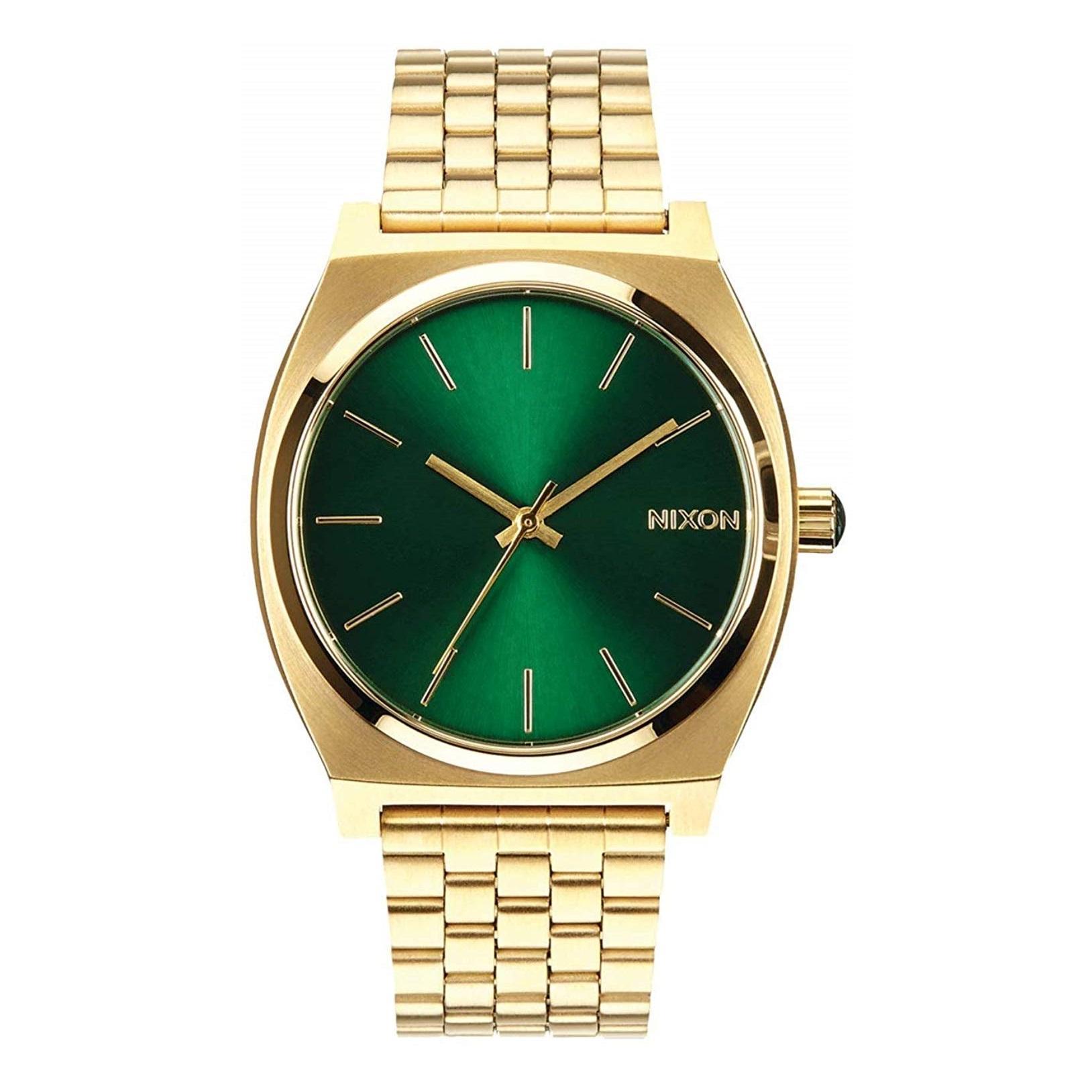 Nixon 尼客森 时尚潮流极简主义不锈钢防水手表 A0451919