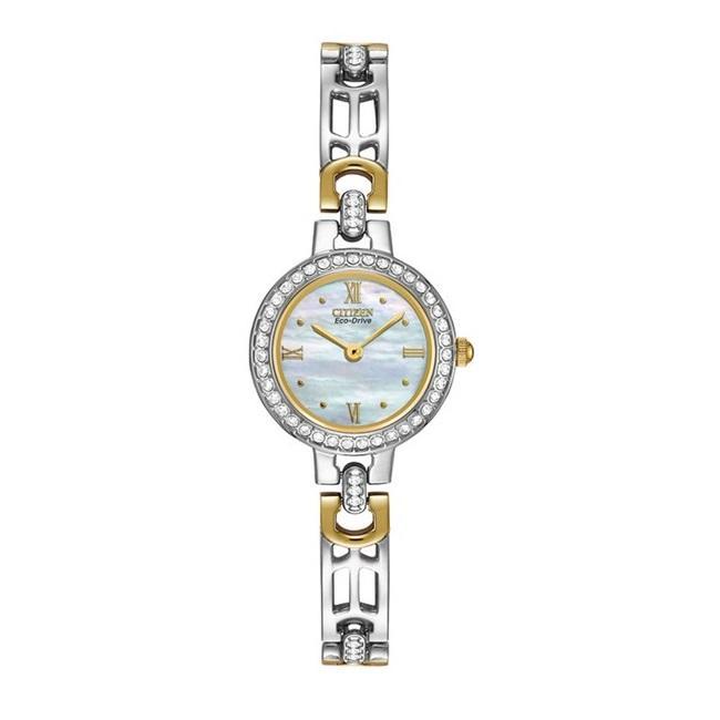 Citizen 西铁城珠母层21mm手表