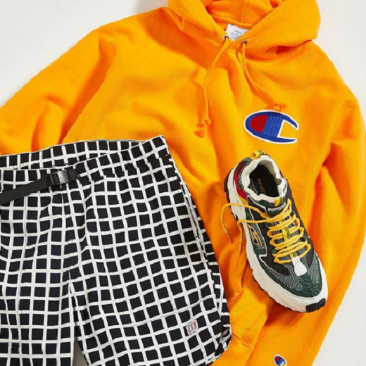 Urban Outfitters US:精选 adidas、Champion、Nike 等服饰鞋包