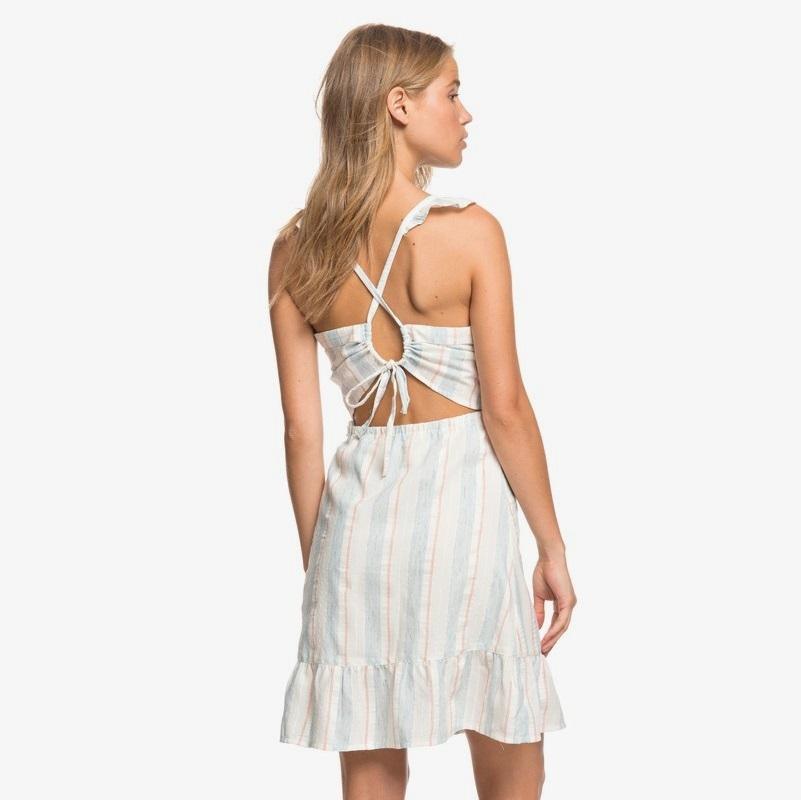 Roxy 系带连衣裙