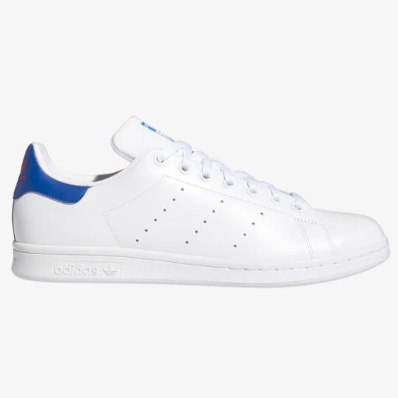 adidas Originals 三叶草 Stan Smith 男子板鞋 蓝尾