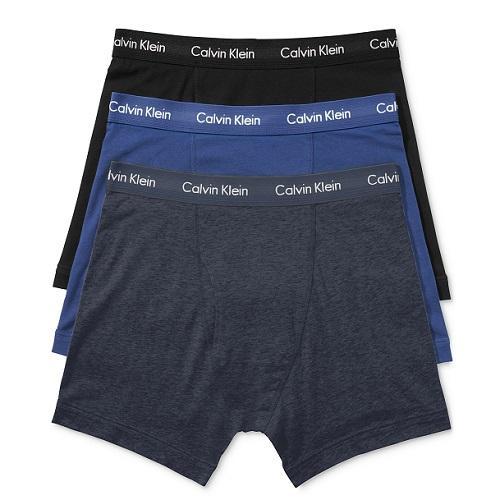 Calvin Klein 男士经典内裤 3 条装