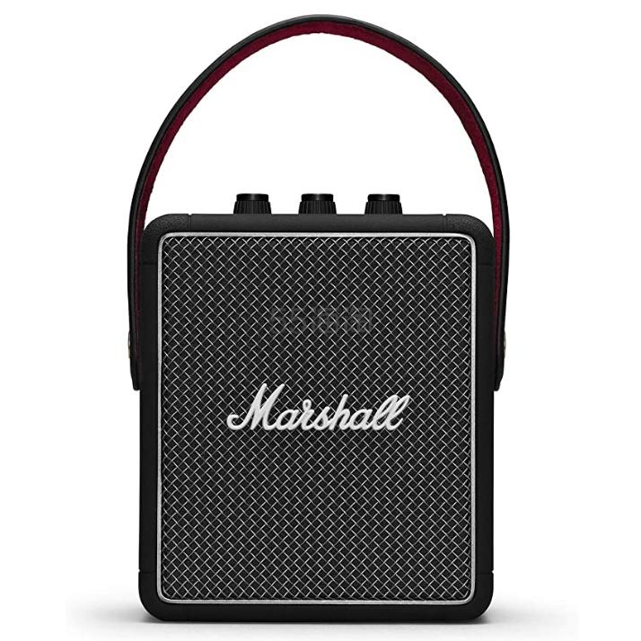 【中亚Prime会员】Marshall 马歇尔 Stockwell II 便携式蓝牙扬声器