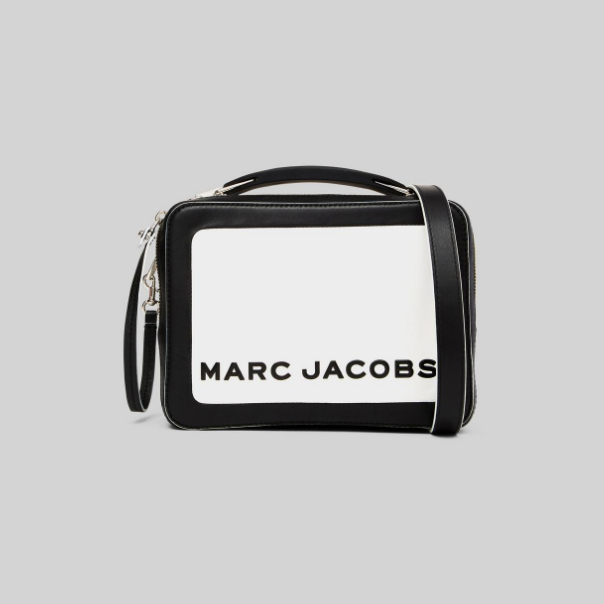 Marc Jacobs 小马哥 The Colorblocked Box Bag 午餐包