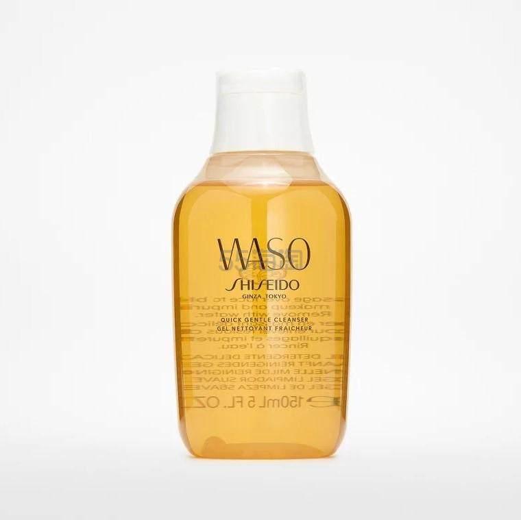 Shiseido 资生堂 WASO青春日和卸妆啫喱 150ml