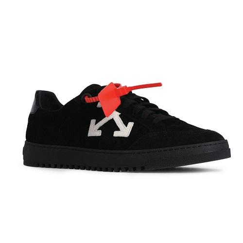 【4.8折】OFF-WHITE Suede 2.0 经典帆布鞋