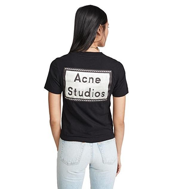 Acne Studios 翻领T恤