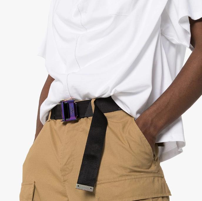 Off-White 织带腰带