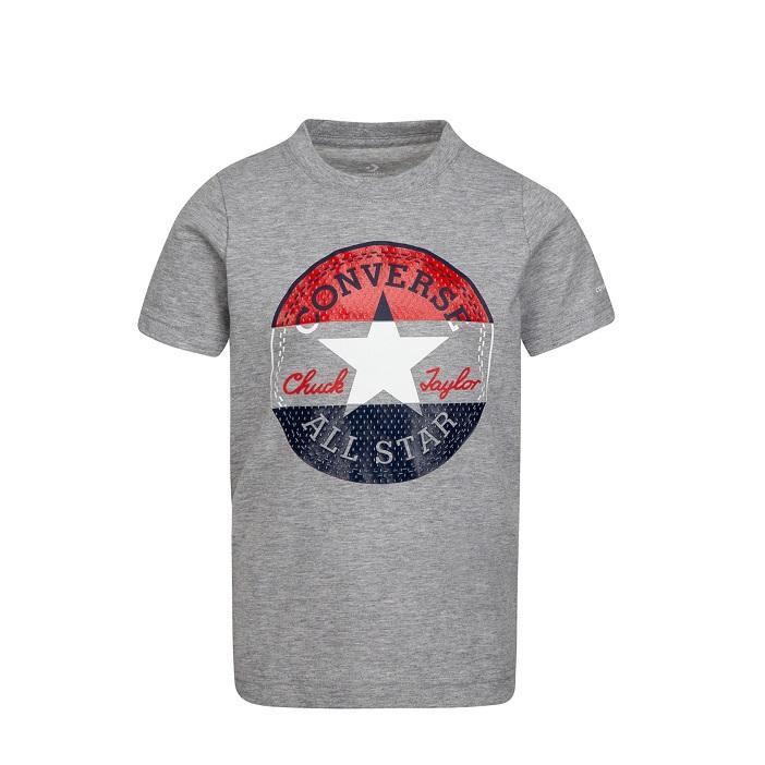 Converse 童款短袖T恤衫