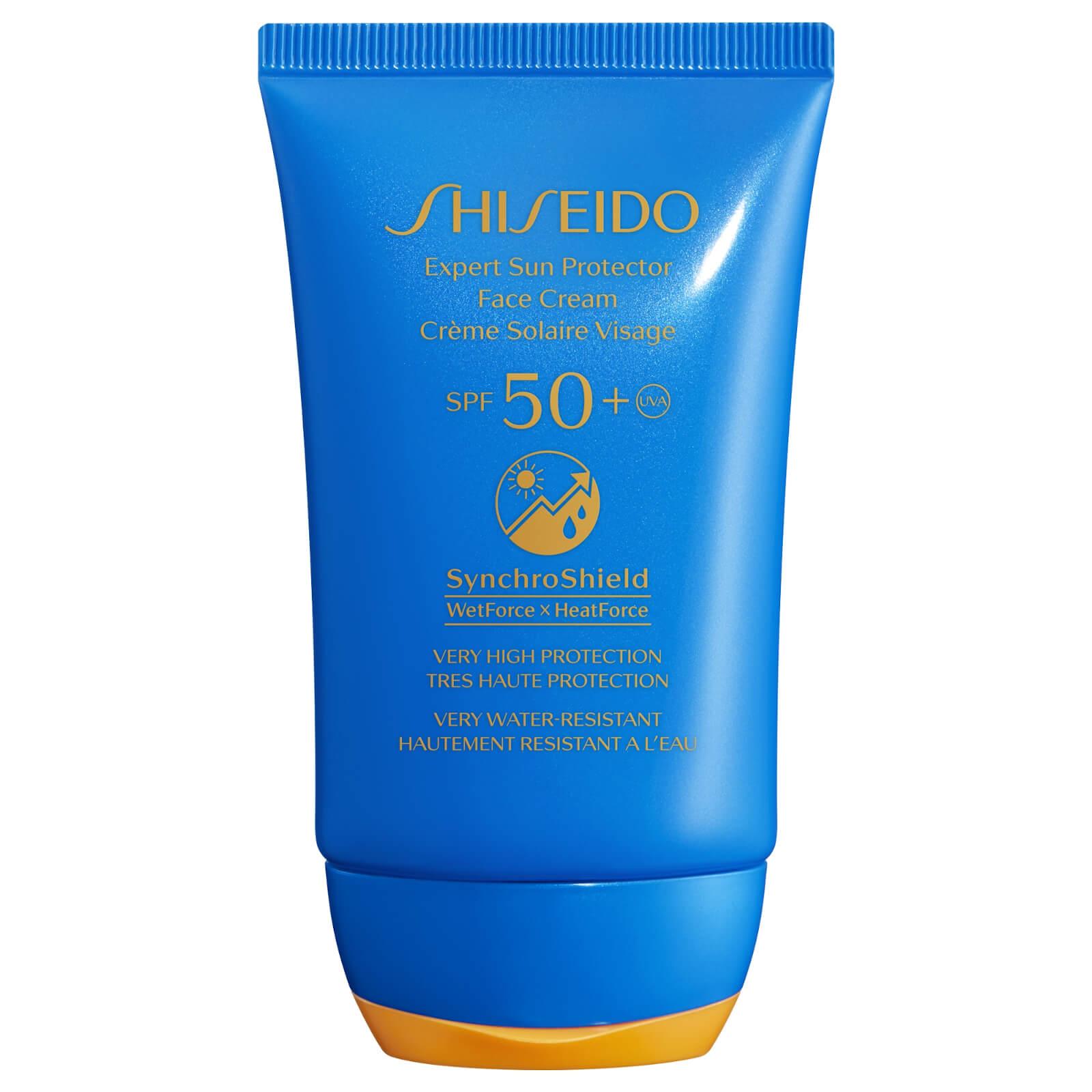 Shiseido 资生堂 新艳阳夏防水防晒乳 SPF50+ 50ml