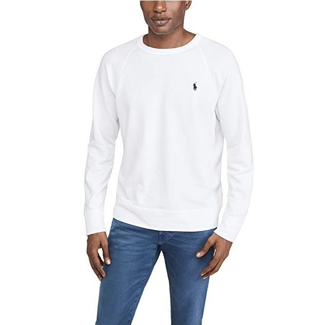 Polo Ralph Lauren Cotton Spa 毛圈布运动衫