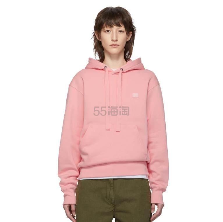 Acne Studios Ferris Patch 粉色卫衣 2(约2,063元) - 海淘优惠海淘折扣|55海淘网