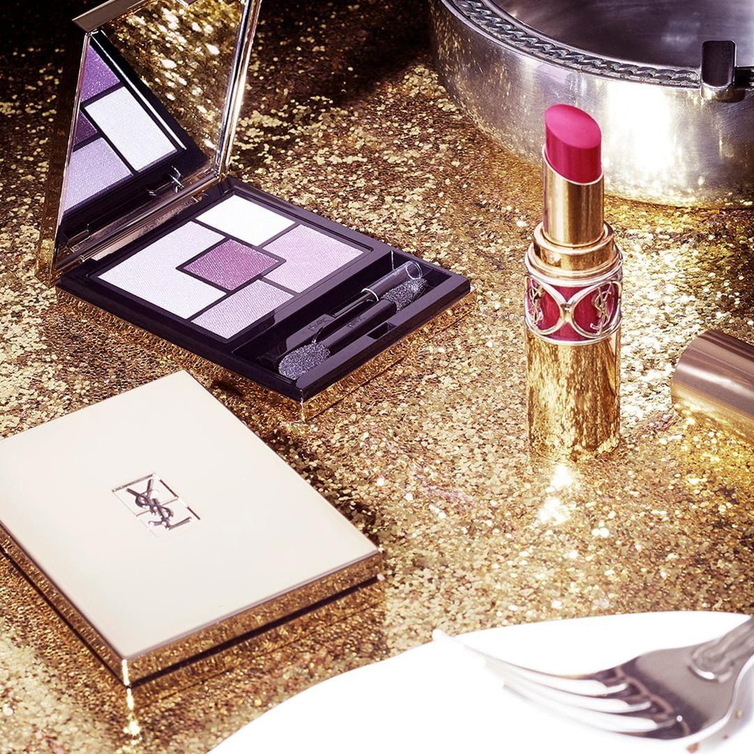 YSL 圣罗兰 美国官网:精选彩妆、香氛