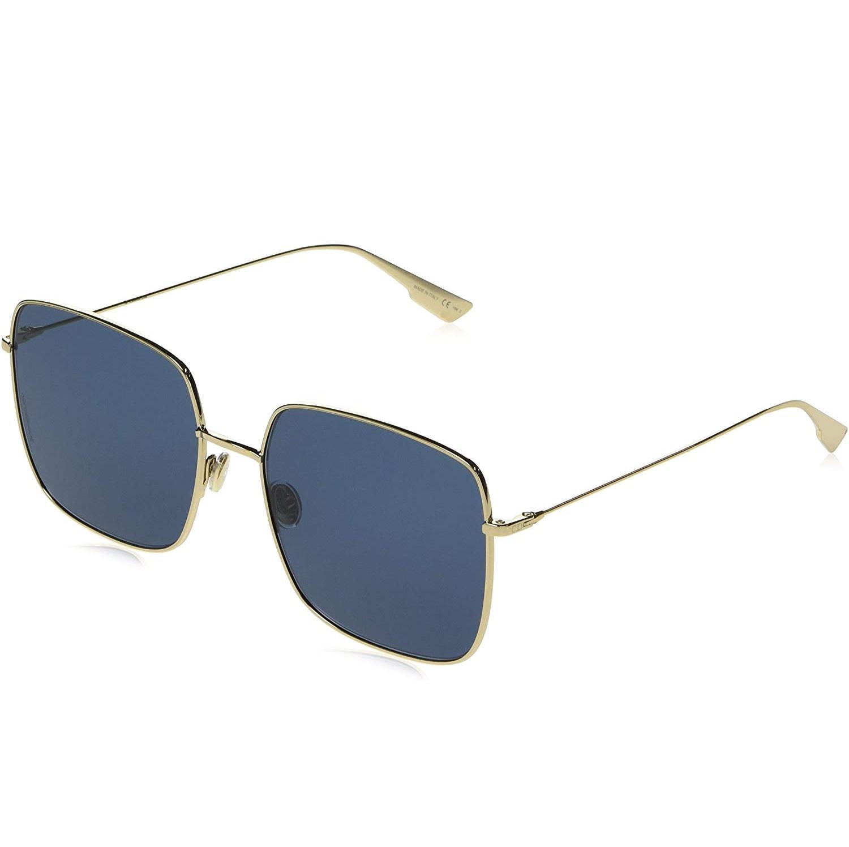 大爆款!Dior STELLAIRE 1 蓝色金色 太阳眼镜