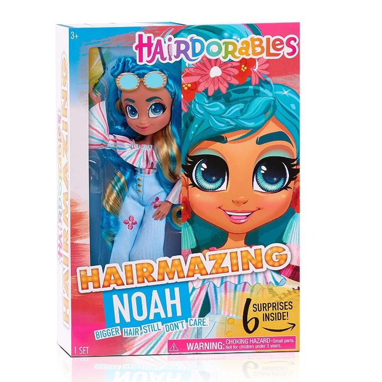 Hairdorables 美发娃娃 Noah