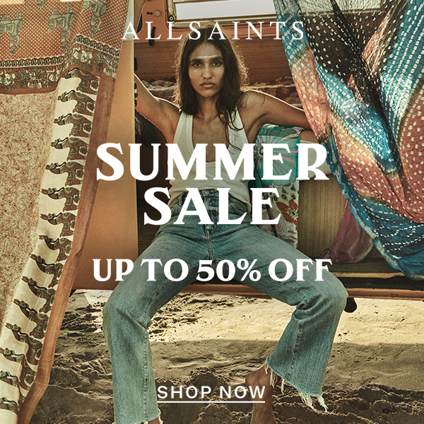 AllSaints 英国官网:精选 时尚服饰鞋包