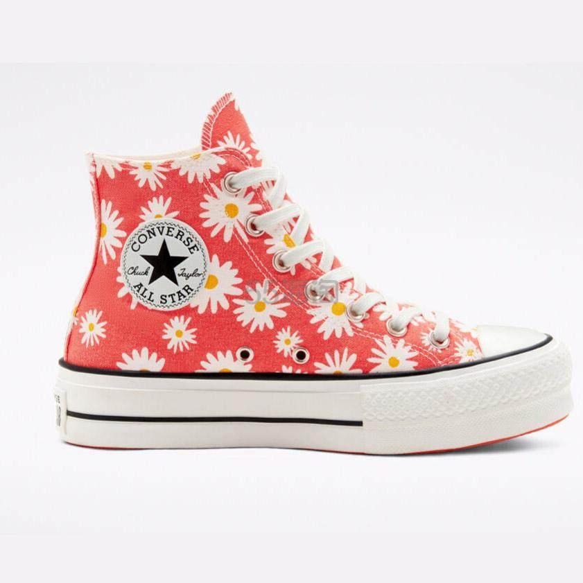 Converse 匡威 Camp Daisies 小雏菊帆布鞋
