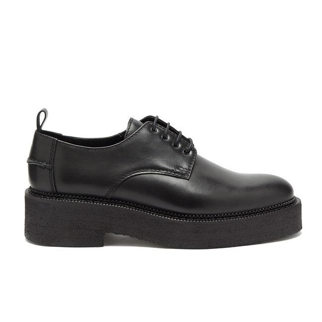 AMI 男士厚底德比鞋