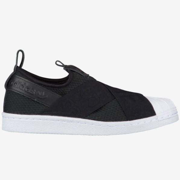 adidas 阿迪达斯 Originals Superstar Slip On 女子板鞋