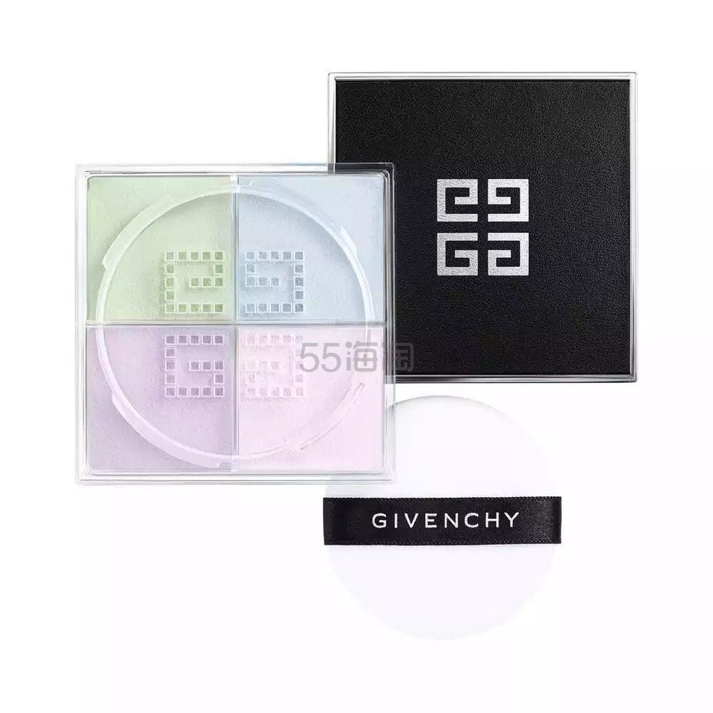 抄底价!【7折】Givenchy 纪梵希 明星四宫格散粉