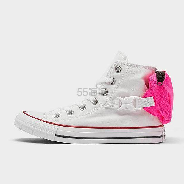 CONVERSE 匡威 BUCKLE UP CHUCK TAYLOR 女子帆布鞋 (约389元) - 海淘优惠海淘折扣|55海淘网