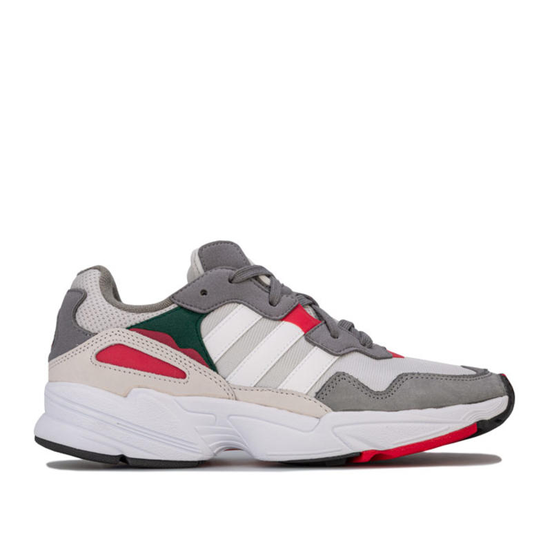 adidas 阿迪达斯 Originals Mens Yung-96 Trainers 男士跑步鞋