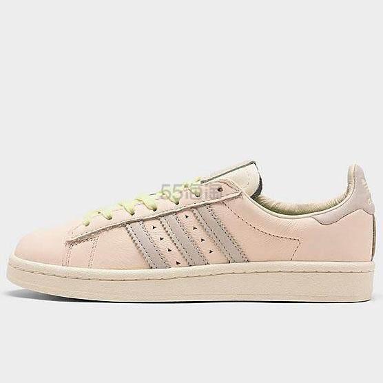 ADIDAS X PHARRELL WILLIAMS 阿迪达斯联名菲董粉色板鞋