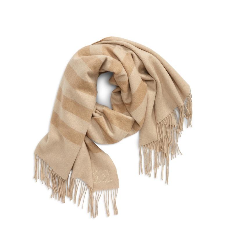 MAX MARA Cashmere 羊绒围巾