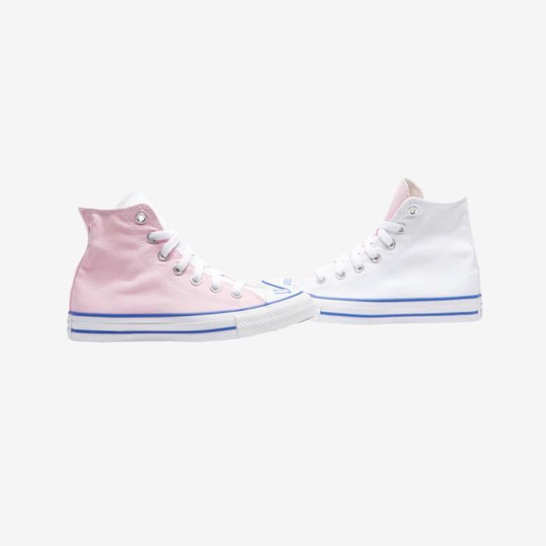 Converse Chuck Taylor All Star 拼色鸳鸯大童款帆布鞋