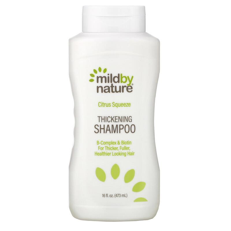 Mild By Nature Madre Labs 增厚 B 族复合物+生物素洗发露 473ml