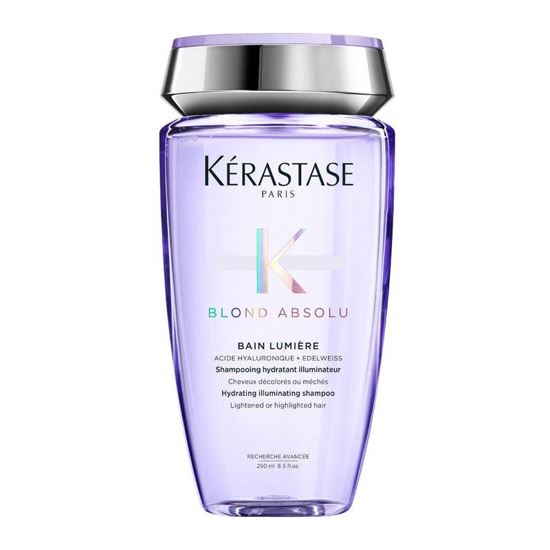 Kérastase 卡诗 耀光凝色晶透水光洗发水 250ml
