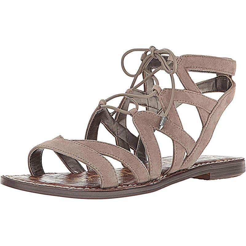 Sam Edelman Gemma 女士绑带平底凉鞋