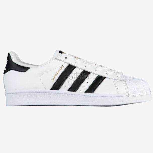 adidas 阿迪达斯 Originals Superstar 女子贝壳头板鞋