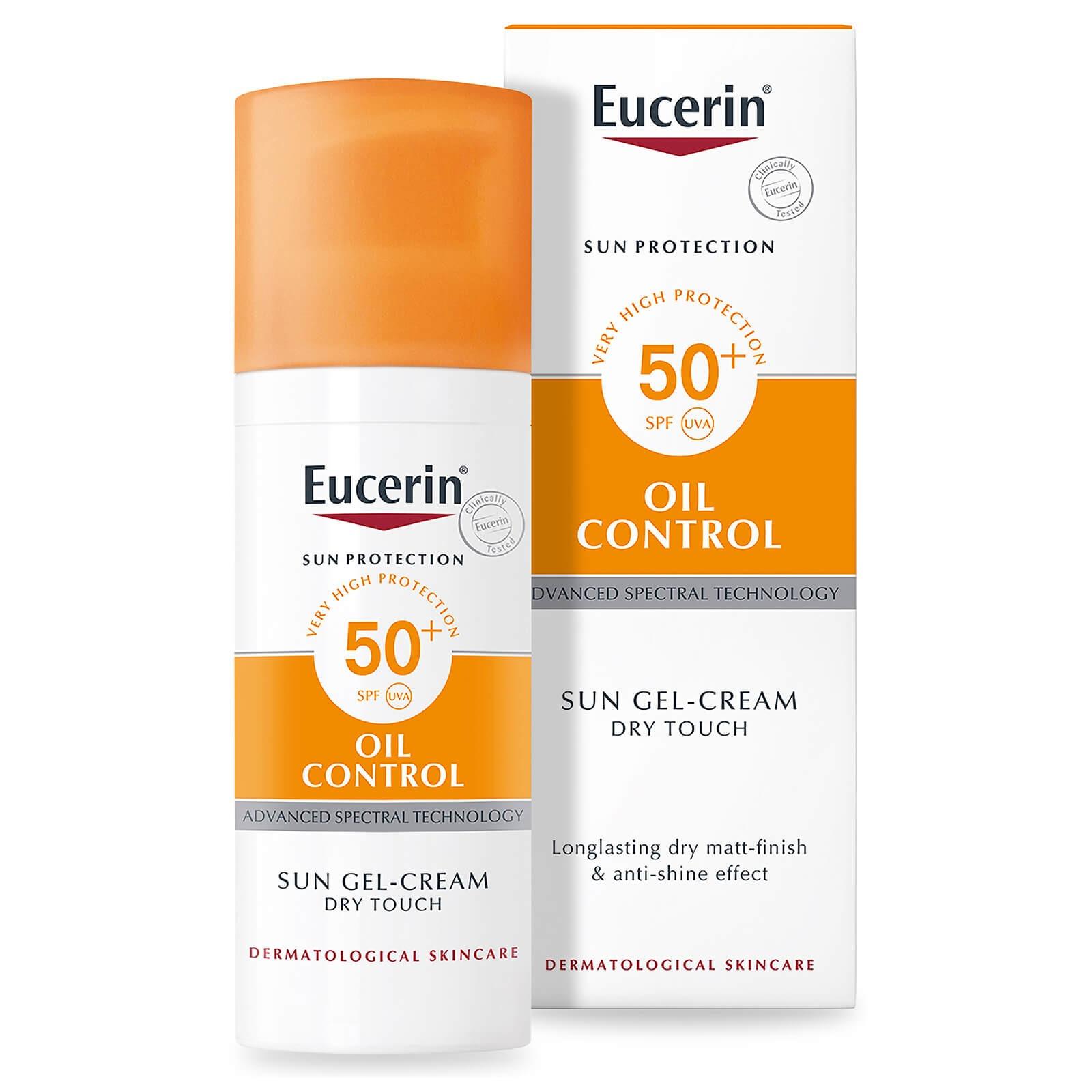 Eucerin 优色林 控油清爽面部防晒乳 SPF50+