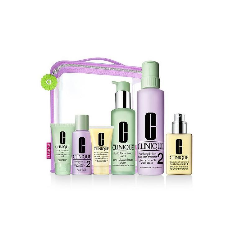 Clinique 7-Pc. Great Skin Everywhere Gift Set - I/II