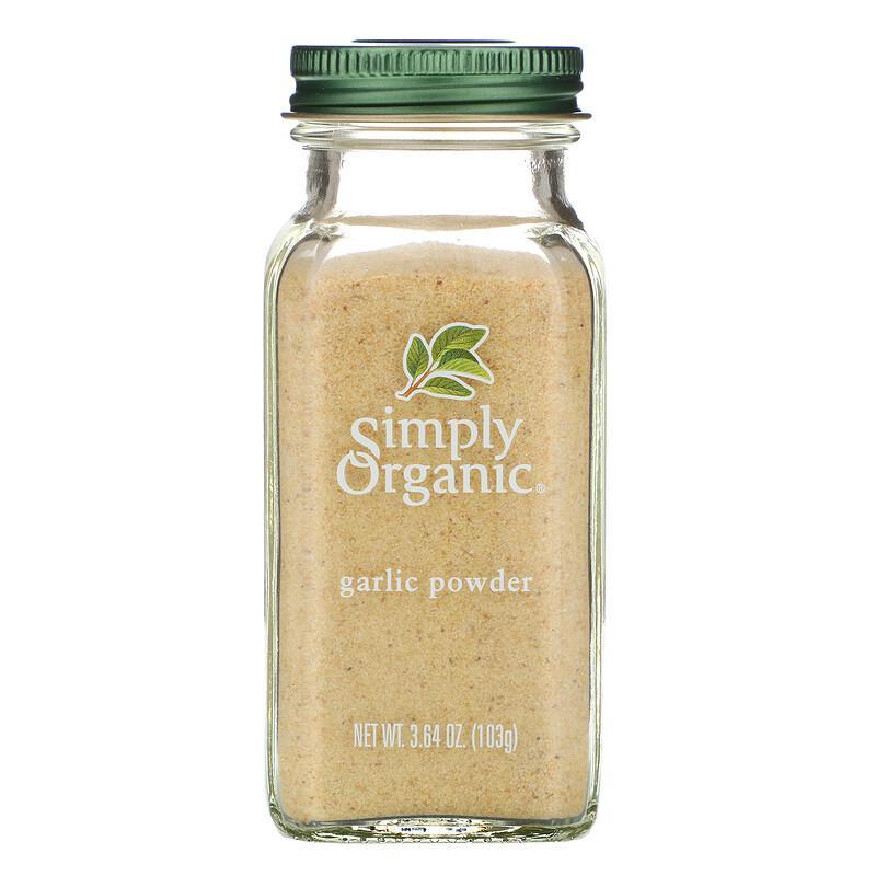 Simply Organic 有机大蒜粉 103g
